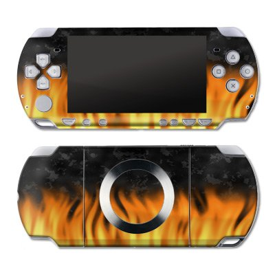 BBQ Design Decorative Protector Skin Decal Sticker for PSP Slim & PSP Lite PSP2000