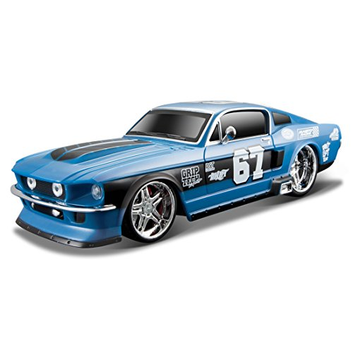 radio-remote-controlled-ford-mustang-gt-pro-rodz-124-scale-by-maisto