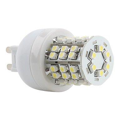 Led Bulbs - G9 3W 48X3528 Smd 150Lm 5500-6500K Natural White Light Led Corn Bulb (230V)