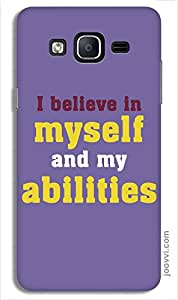 I Believe in Myself Case for Samsung On7