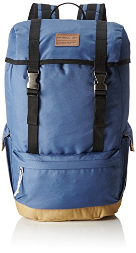 O' Neill Zaino da uomo BM Wilderness Backpack, Uomo, Zaino, Rucksack BM Wilderness Backpack, navy, 0