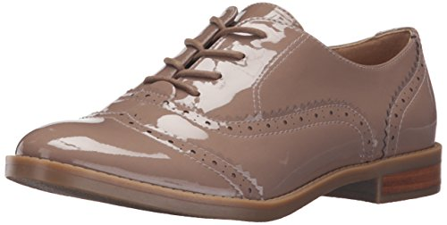 Franco Sarto Women's L-Imagine Oxford, Blush Taupe, 9 Medium US