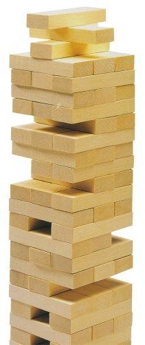 Imagen principal de HEROS 100060312 - Juego de ladrillos de madera [Importado de Alemania]