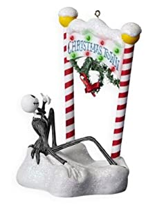 #!Cheap Welcome to Christmas Town 2009 Hallmark Ornament - QXD2032