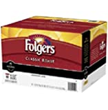 Folgers Gourmet Classic Coffee, Medium Roast, K-Cups (80 ct.)