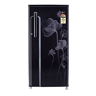 LG GL-B205KVHP Direct-cool Single-door Refrigerator (190 Ltrs, 4 Star Rating, Velvet Heart)