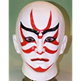 そっくりマスク 歌舞伎風A パーティーグッズ