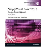 img - for Simply Visual Basic 2010: an App-driven Approach (Mixed media product) - Common book / textbook / text book