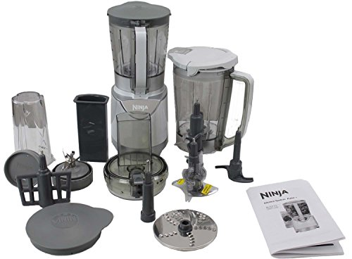 Lowest Prices! Certified Refurbished Ninja Extreme 700 Watt Kitchen System Pulse Blender, Mixer, Pro...