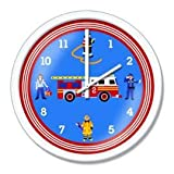Heroes Children's Clock by Olive Kids