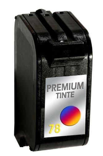 wiederbefüllte Druckerpatrone Drucker Patrone für HP 78 Tintenpatrone DeskJet 952C, 955C, 959C, 960C, 960CSE, 960CXI, 970C, 970CSE, 970CXI