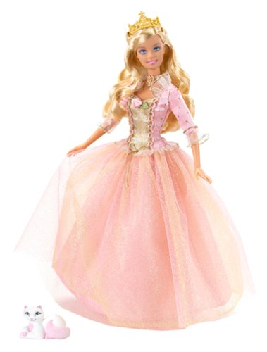 Barbie World: Barbie Princess Anneliese Doll Caucasian