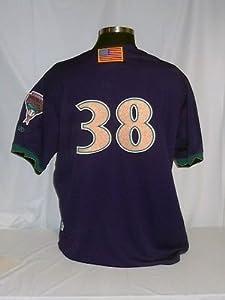 Curt Schilling Arizona Diamondbacks Vintage Rawlings Jersey w  2001 W.S. Patch B