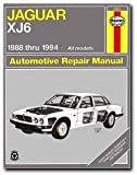 Haynes Jaguar XJ6 (88-94) Manual