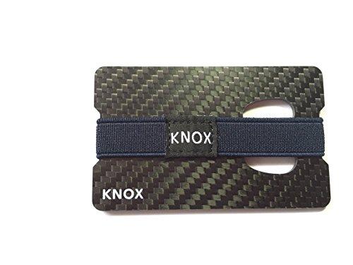 knox carbon fiber money clip wallet for men card holder with bottle opener r. Black Bedroom Furniture Sets. Home Design Ideas
