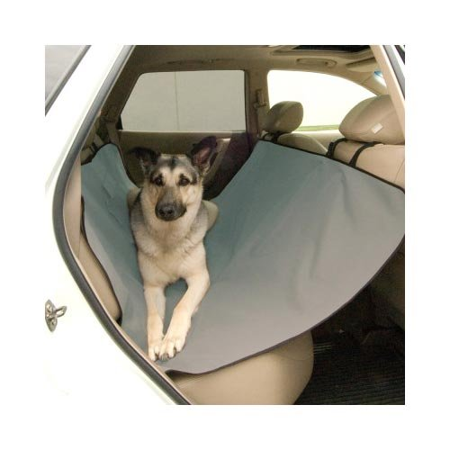 K&H Pet Products Car Seat Saver Gray (Set Of 3) front-924986