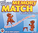FRANK SCHAFFER PUBLICATIONS MEMORY MATCH WORD OPPOSITESAGES 3-7