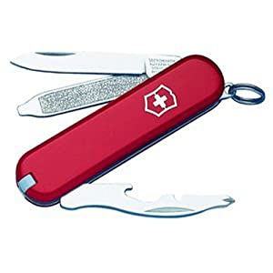 .com: Victorinox Swiss Army Rally Pocket Knife: Sports & Outdoors