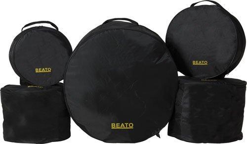 universal-percussion-pro-4-dmc500-nylon-standard-drum-bag-set-5-piece