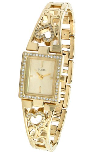 GUESS Devotion Gold-tone Ladies Watch U95081L1