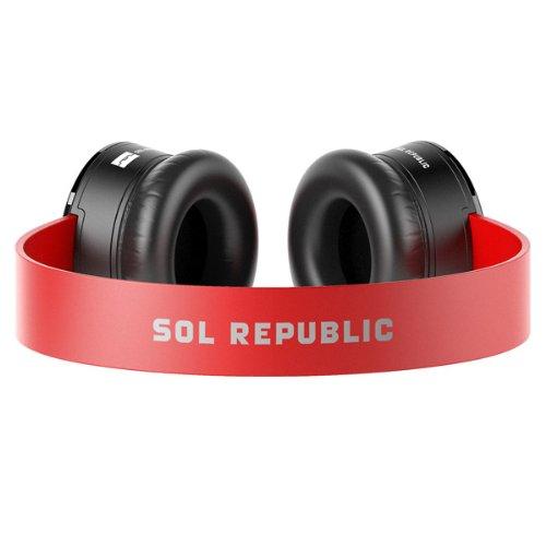 SOL Republic Tracks (Red)の写真03。おしゃれなヘッドホンをおすすめ-HEADMAN(ヘッドマン)-