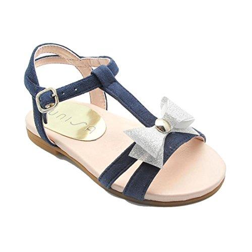 Unisa, Sandali bambine Blu Size: 25