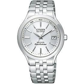 【クリックで詳細表示】[シチズン]CITIZEN 腕時計 EXCEED エクシード Eco-Drive エコ・ドライブ 電波時計 EBG74-2791 メンズ: 腕時計通販