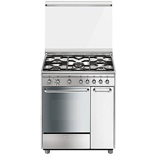 Smeg CX81SV2 Libera installazione 48L A Acciaio inossidabile cucina