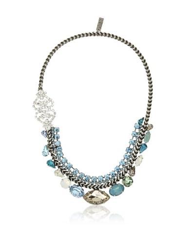 TOVA Side Clasp Necklace