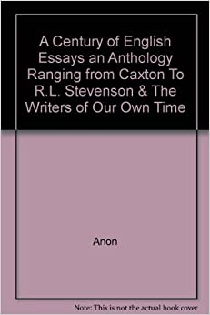 english anthology essays Download and read an anthology of english essays an anthology of english essays an anthology of english essays book lovers, when you need a new book to read, find.