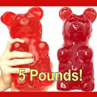 Giant Gummy Bear approx 5 Pounds – Ch…