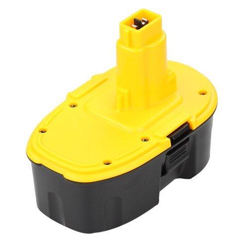 18.00V,2000Mah,Ni-Cd,Hi-Quality Replacement Power Tools Battery For Dewalt Dc, Dw Series, Compatible Part Numbers: Dc9096, De9039, De9095, De9096, Dw9095, Dw9096 front-321657