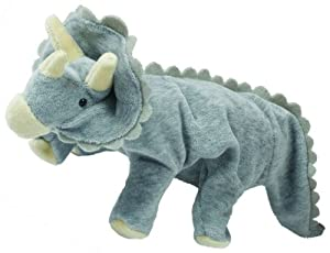 Beleduc Triceratops Glove Puppet by Beleduc