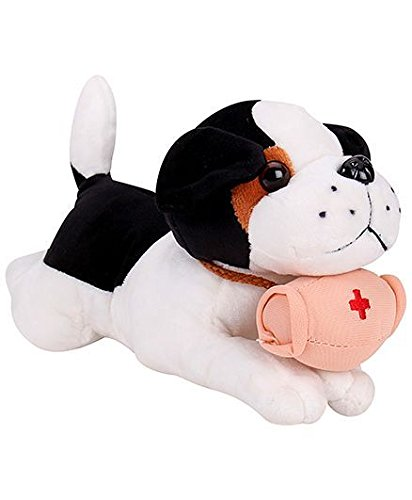 Tickles Cute Sleeping Dog Stuffed Soft Plush Toy Love Girl