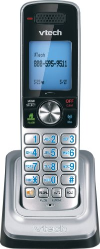 Vtech DECT DS6301 Accessory Handset for the DS6321-# and DS6311-# 6.0 Expandable Cordless Phone System
