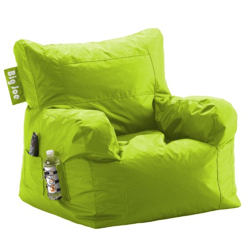 bright green dorm chair