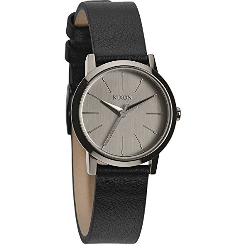 nixon-damen-armbanduhr-xs-kenzi-analog-quarz-leder-a3981531-00