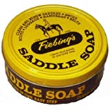 SADDLE SOAP YELLOW 12OZ