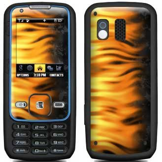 BBQ Design Protective Skin Decal Sticker for Samsung Rant SPH-M540 Cell Phone