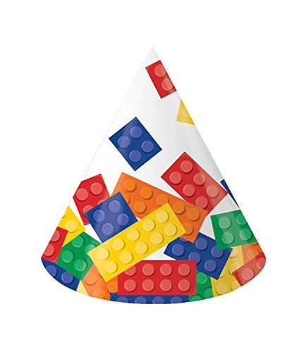 Creative-Converting-8-Count-Paper-Party-Hats-Child-Size