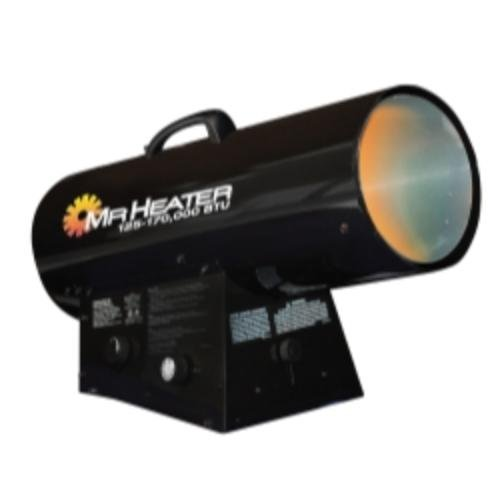 Mr. Heater F271400 MH170QFAVT Forced Air Propane Heater