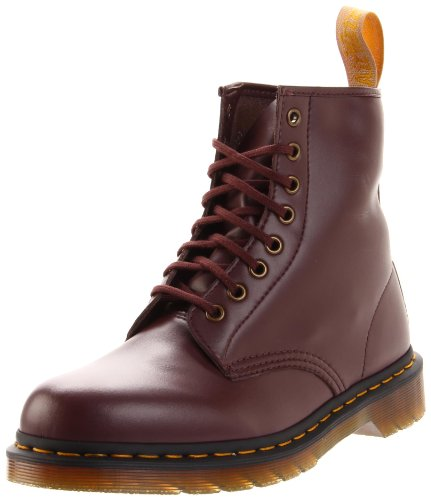 Dr. Martens Unisex-Adult Vegan 1460 Cherry Red Lace Up Boot 14045600 3 UK