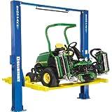 3.175トン・芝刈り機2柱門型リフト(単相200V仕様)