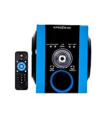 Krisons 2.0 bluetooth multimedia speaker with FM/USB AND AUX(NB003)