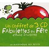Coffret 3 CD : Fabulettes En Fete