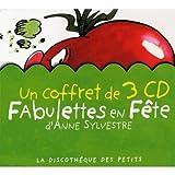 echange, troc Anne Sylvestre - Coffret 3 CD : Fabulettes En Fete