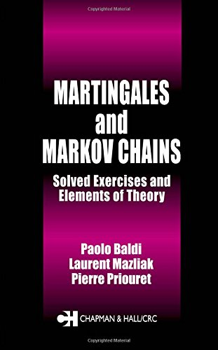 Martingales and Markov chains: solved exercises and theory