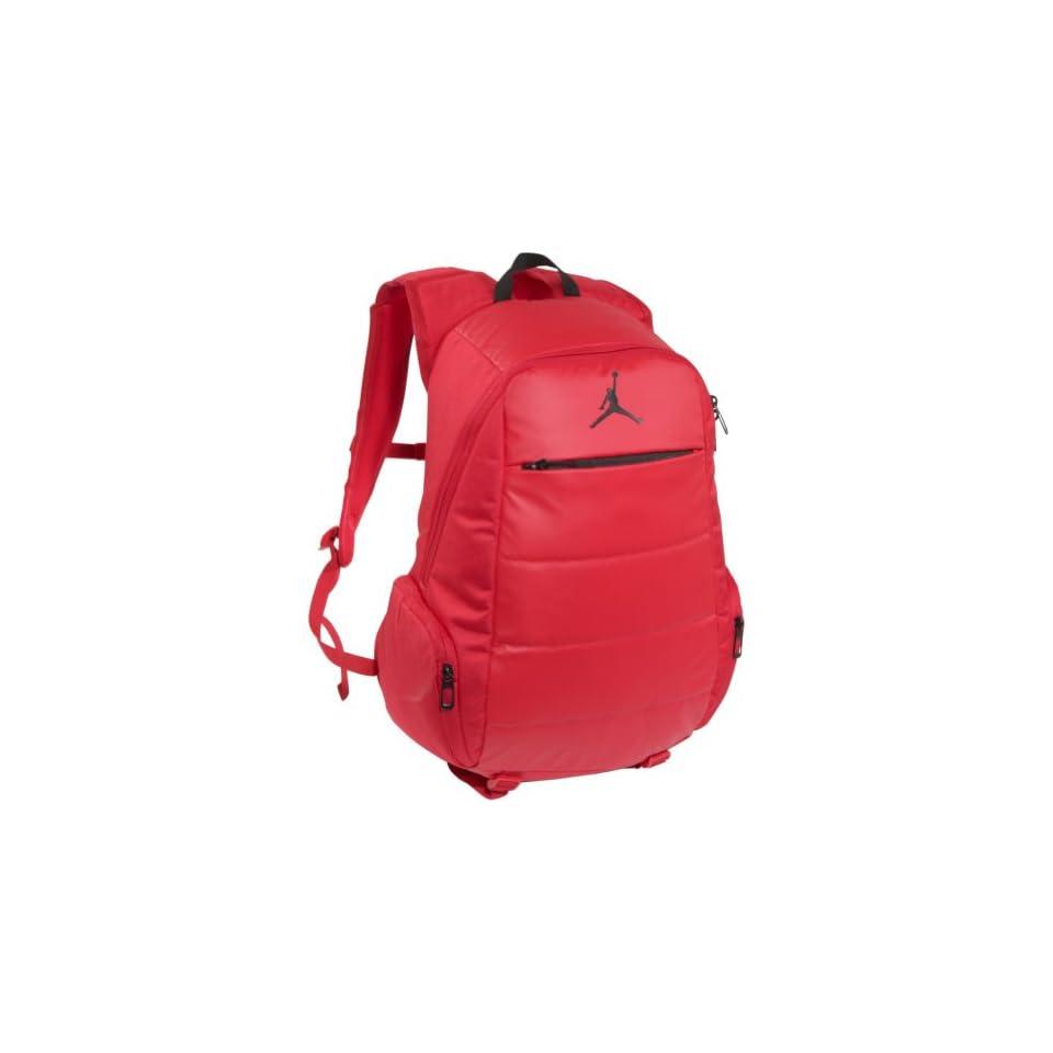 a258b05ce2de Nike Jordan Post Game Backpack (Gym Red Black) Clothing on PopScreen