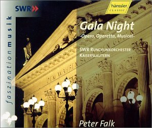 Gala Night: Opera Operetta Musical
