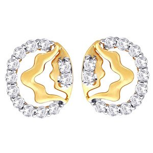Diya Diamond Earring YDE00211